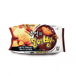 WANG Red Bean Fish Bun 1.98 Lb