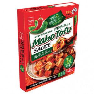 WANG Mabo Tofu Sauce Mild Hot 4.58 oz