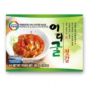 SURASANG Fermented & Seasoned Oyster 7.05 oz