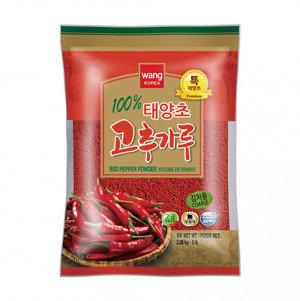 WANG Red Pepper Powder Coarse 5 Lb