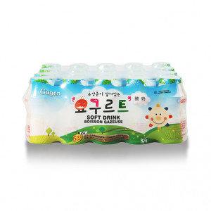 GUGEN Yogurt Drink 5x2.1 floz