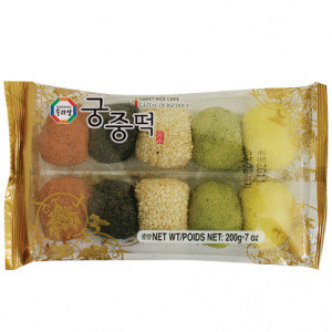 SURASANG Assorted Rice Cake w/ Sweet Red Bean 7.05oz