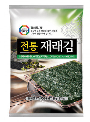 SURASANG Seasoned Seaweed Whole 4x0.74 oz