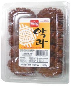 WANG Korean Honey Cookie Yakgwa 11.3 oz
