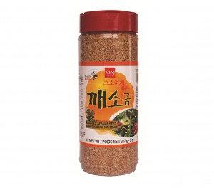 WANG Crushed Roasted Sesame Seed 8 oz