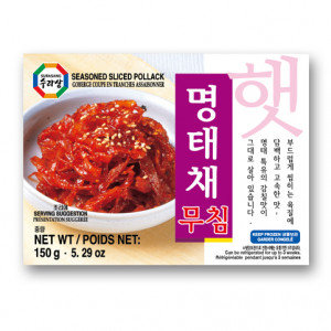 SURASANG Seasoned Dried Shredded Pollack 5.29 oz