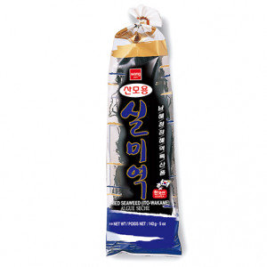 WANG Dried Seaweed Wakame 5 oz