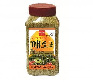 WANG Crushed Roasted Sesame Seed 1 Lb