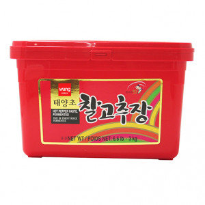 WANG Hot Pepper Paste 6.6 Lb