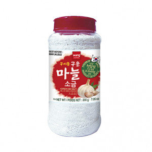 WANG Korean Roasted Sea Salt Garlic 7.05 oz