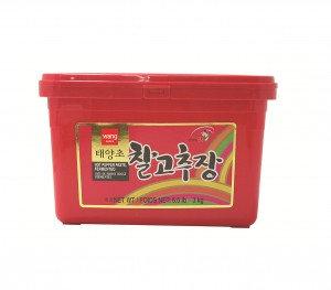WANG Hot Pepper Paste 2.2 Lb