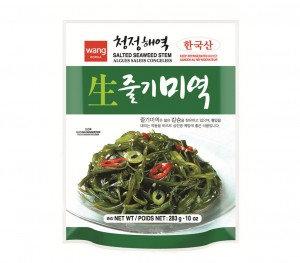 WANG Salted Seaweed Stem 10 oz