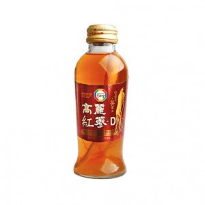 SURASANG Red Ginseng Drink w/ Root 4.05 floz