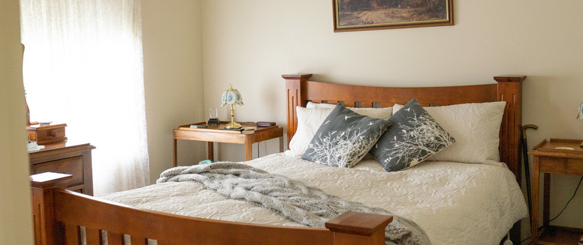 UNIT 50 Bedroom