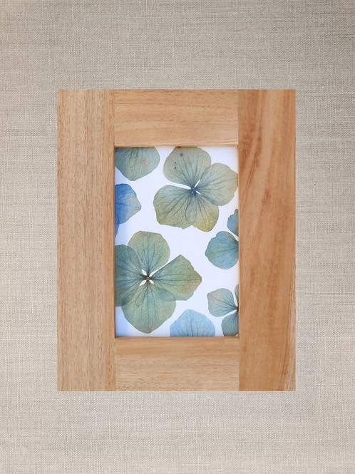 Hydrangea II - Framed