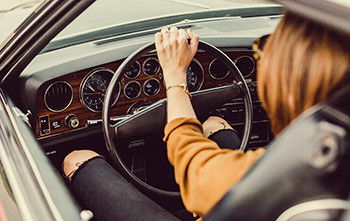 Take the steering wheel of your life