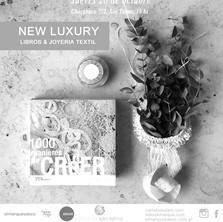 NEW LUXURY. Books&Jewelry