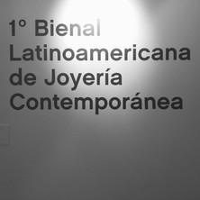 BIENAL DE JOYERÍA - BUENOS AIRES