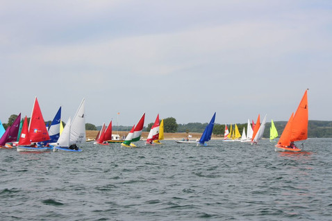 Good Year for Tideway Hansa (Access) Racing