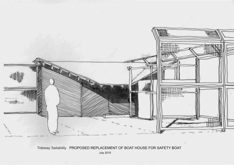 Planning permission granted for Tideway's new boatshed