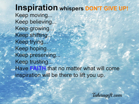 Inspiration Whispers