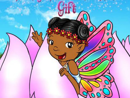 Vivi the Butterfly Fairy Discovers Her Gift