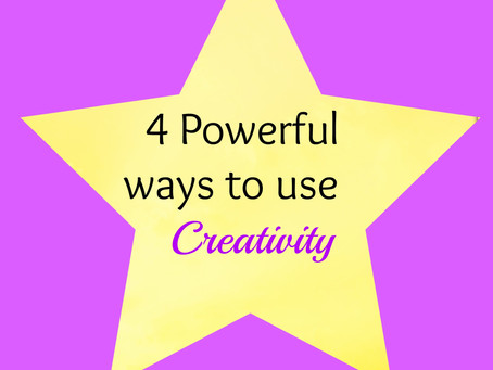 4 Powerful Ways to Use Creativity for Abundant Living