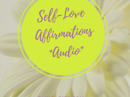 Self-Love Affirmations   Power Worth Audio