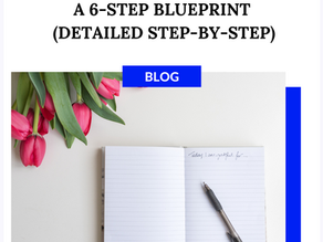How to Write a Book in 2021: A 6-Step Blueprint (Detailed Step-by-Step)