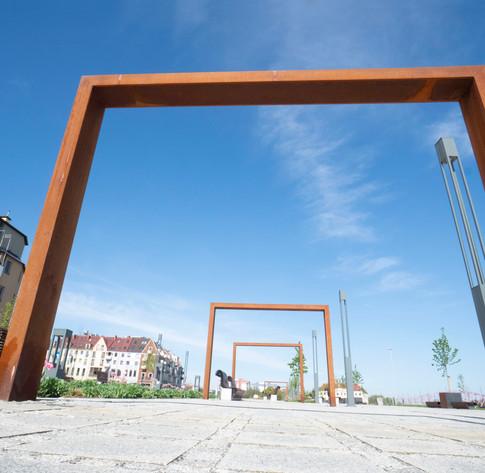 Bulwar Nadodrzański w Głogowie
