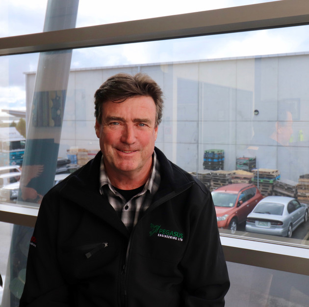 David Rycroft, Chief Executive Officer