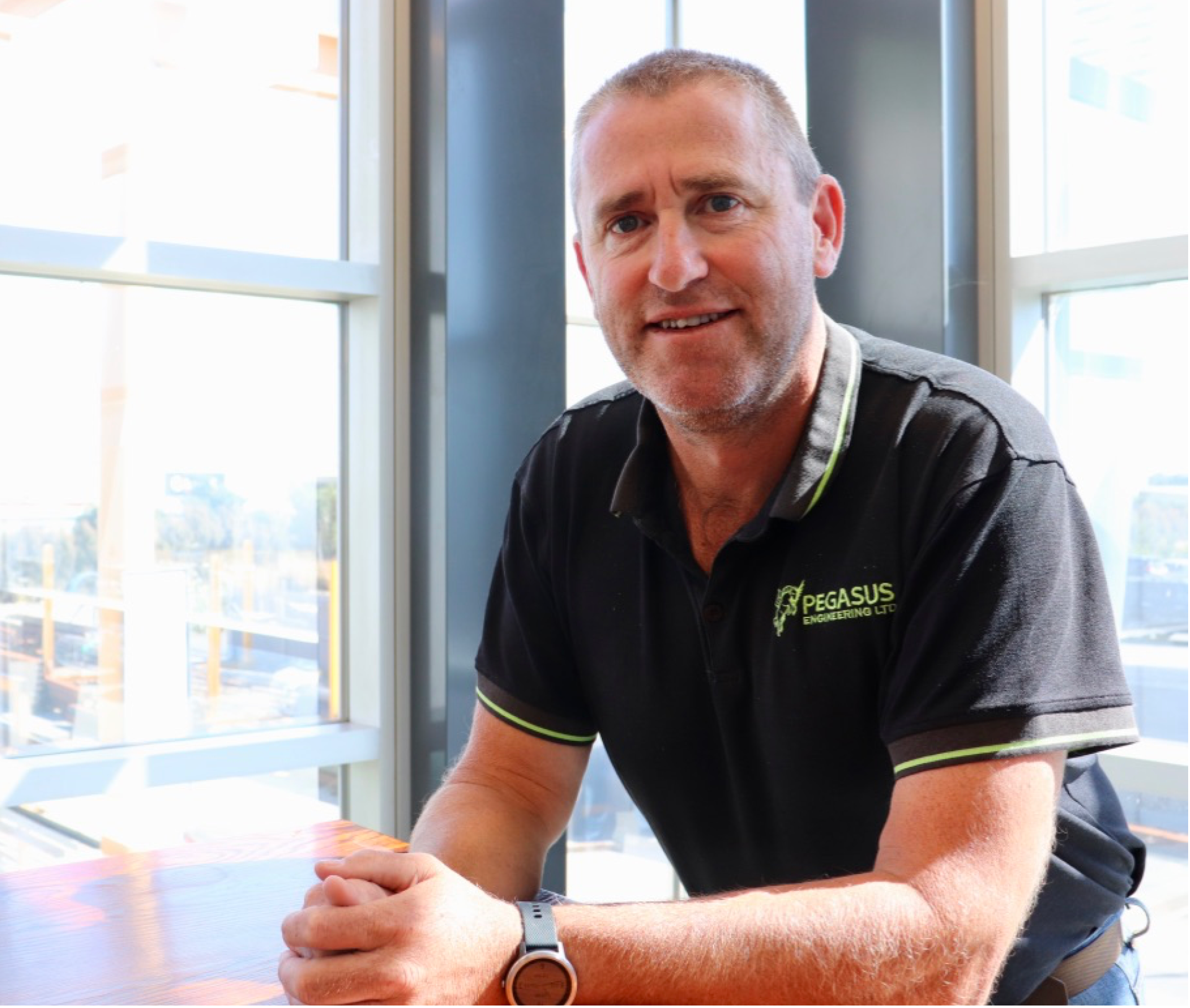 Brent Wright, Logistics & Procurement Manager