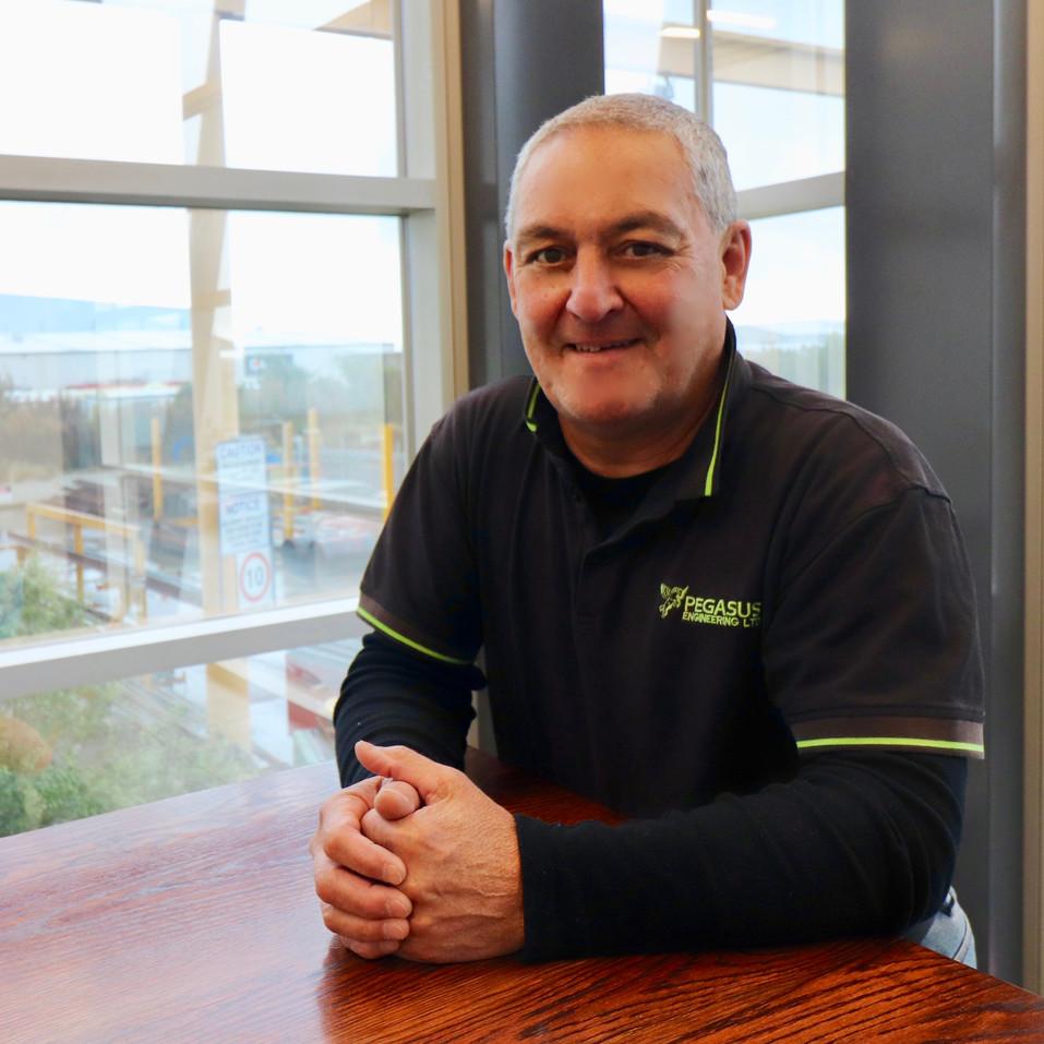 Murray Caton, Senior Construction Manager