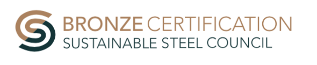 Sustainable Steel Council Bronze Certification