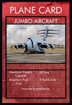 JUMBO AIRCRAFT