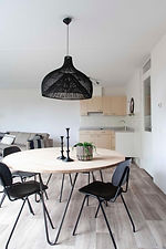 Appartement verkoopstyling. House of Mayflower verkoopstyling.