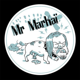 Mr Marcaille Drawn by Witko