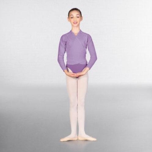 Lilac Ballet Cardigan