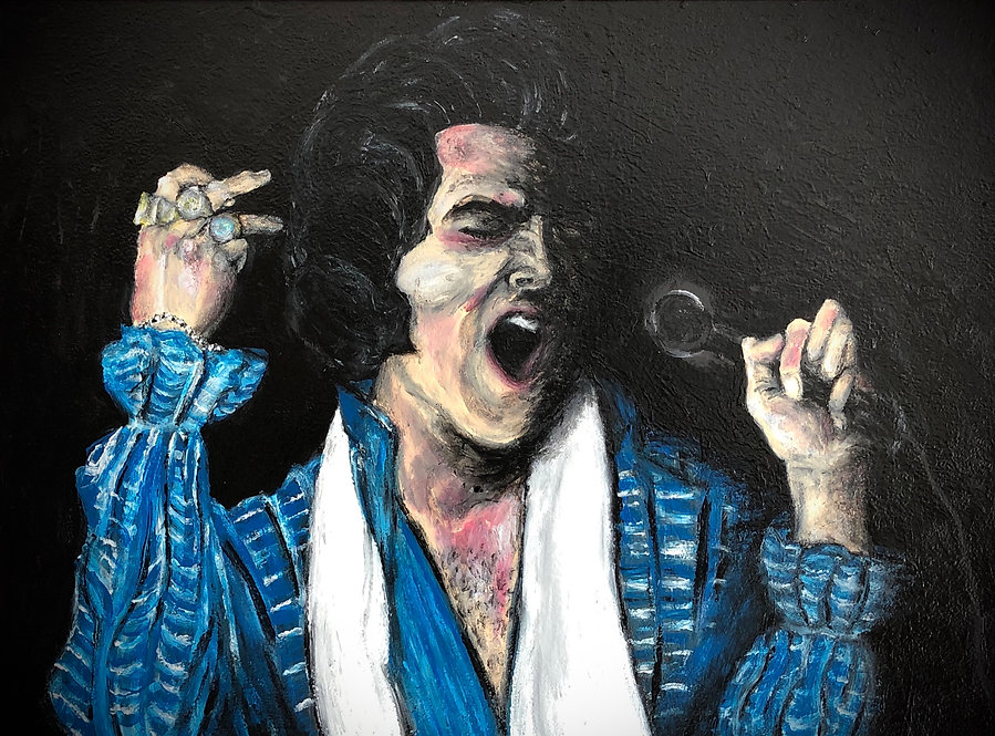 Elvis. The Icons Museum