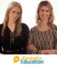 Danielle and Naomi - Kimberlin Education