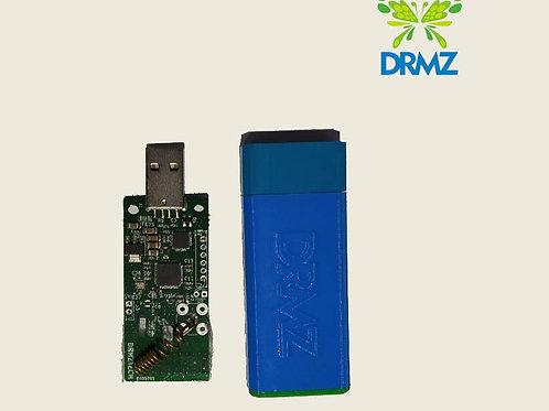 6LoWPAN based wireless electricity meter reading module