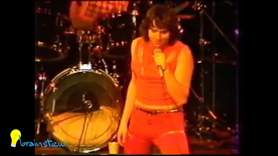 Tim Allwein sings 'Really in Love' for St. Elmo's Fire (1984).