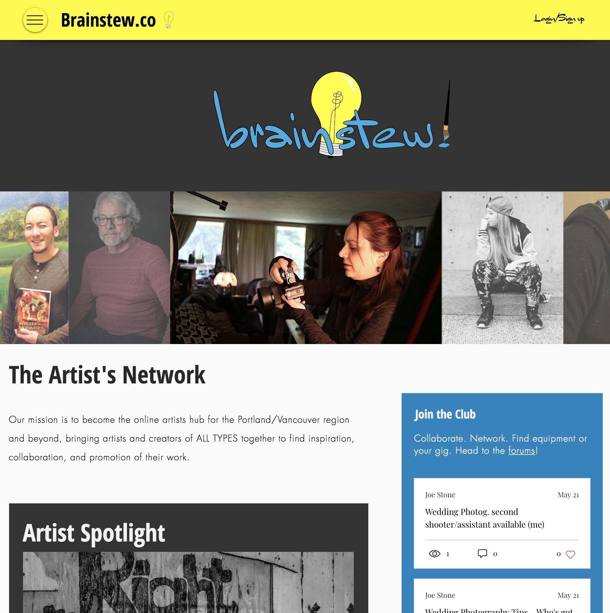 Brainstew