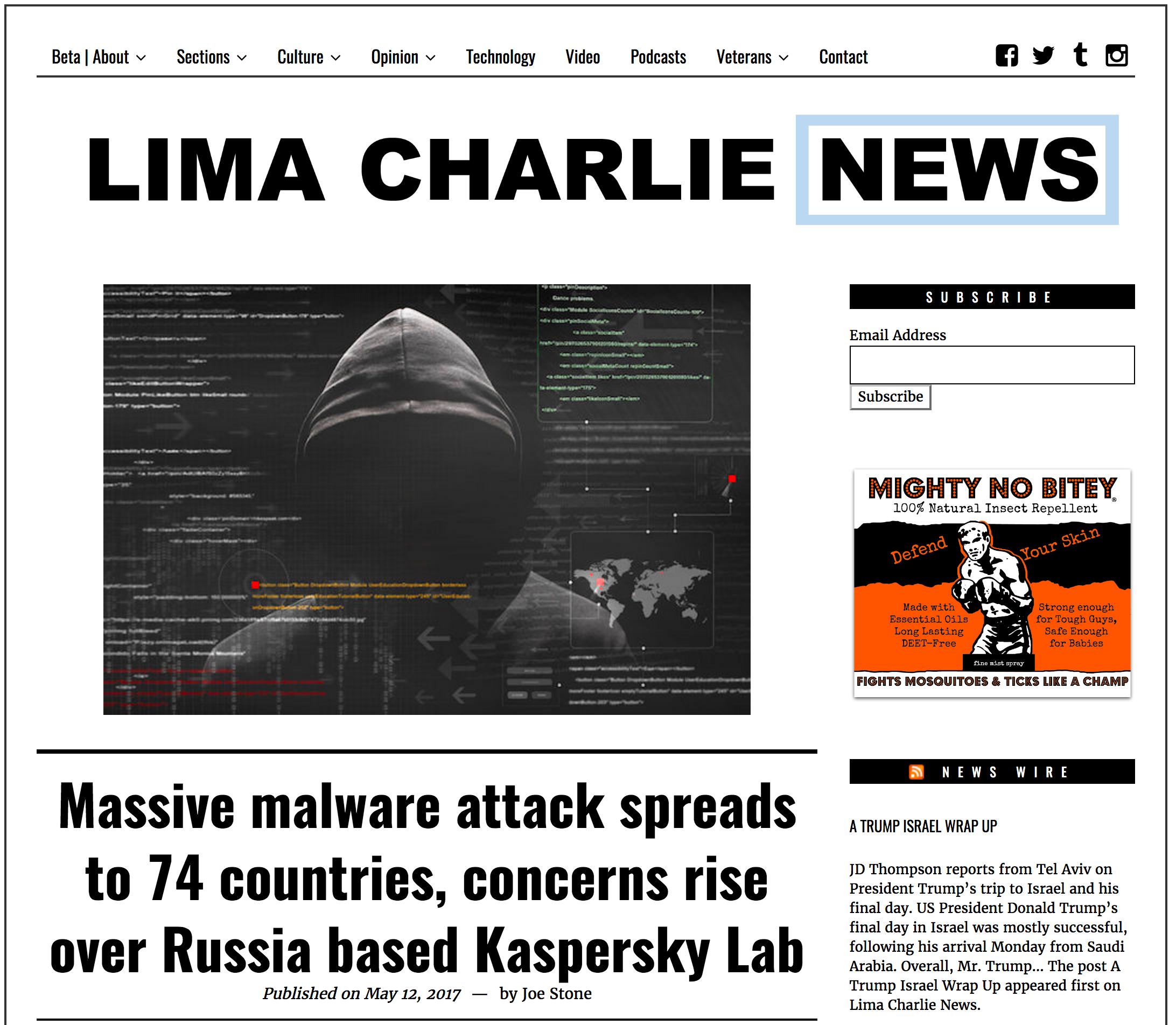 MalwareArticle