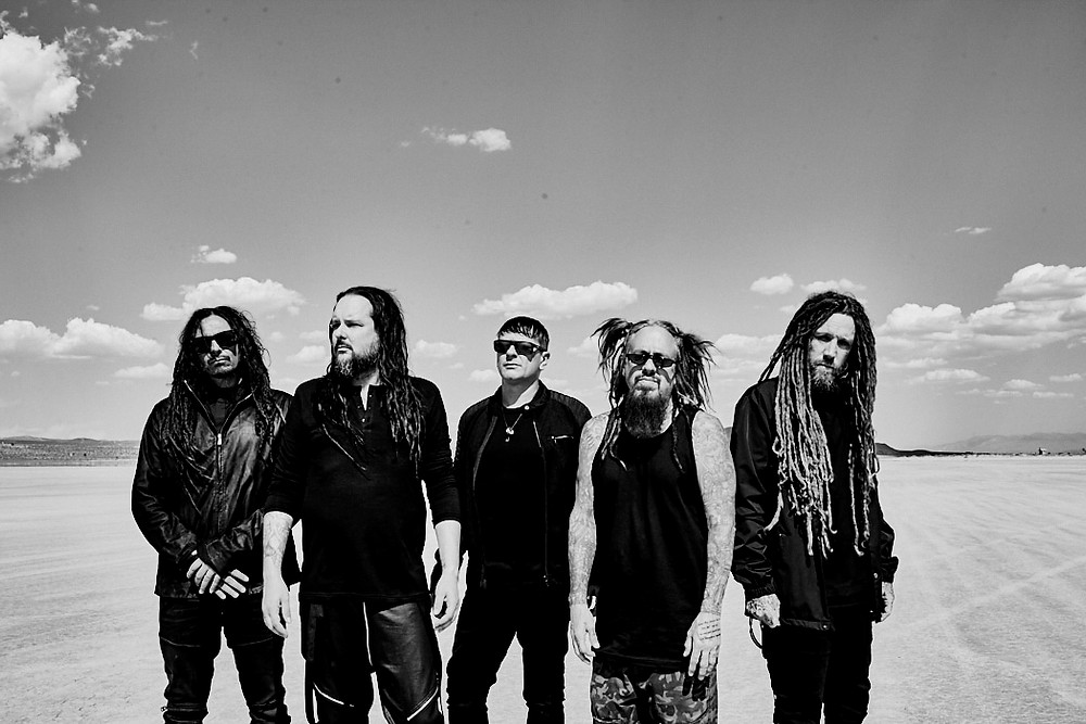 Nu Metal band, Korn.