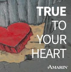 TrueToYourHeart_Amarin