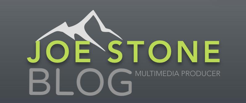 Joe Stone Blog