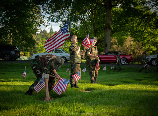 Memorial Day: Travel, 1/2 Price Sales and Remembering the Fallen
