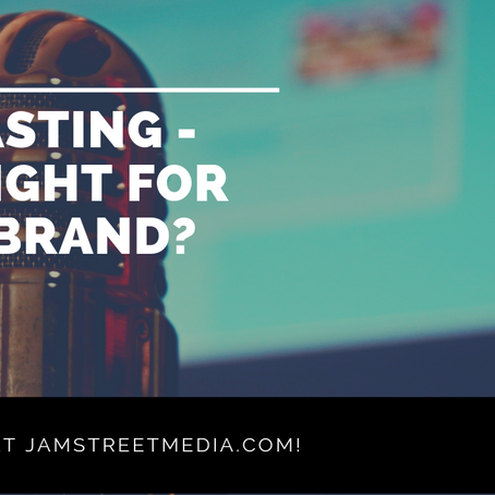 Are Podcasts the content marketing you need for your brand?