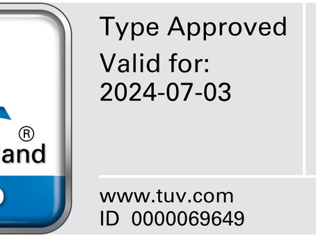 TUV Fully Approved